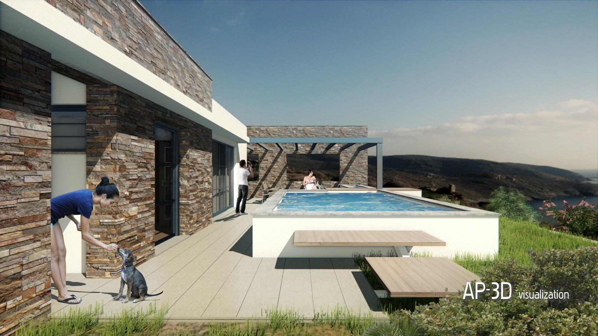 One storey house – Kithnos – Greece