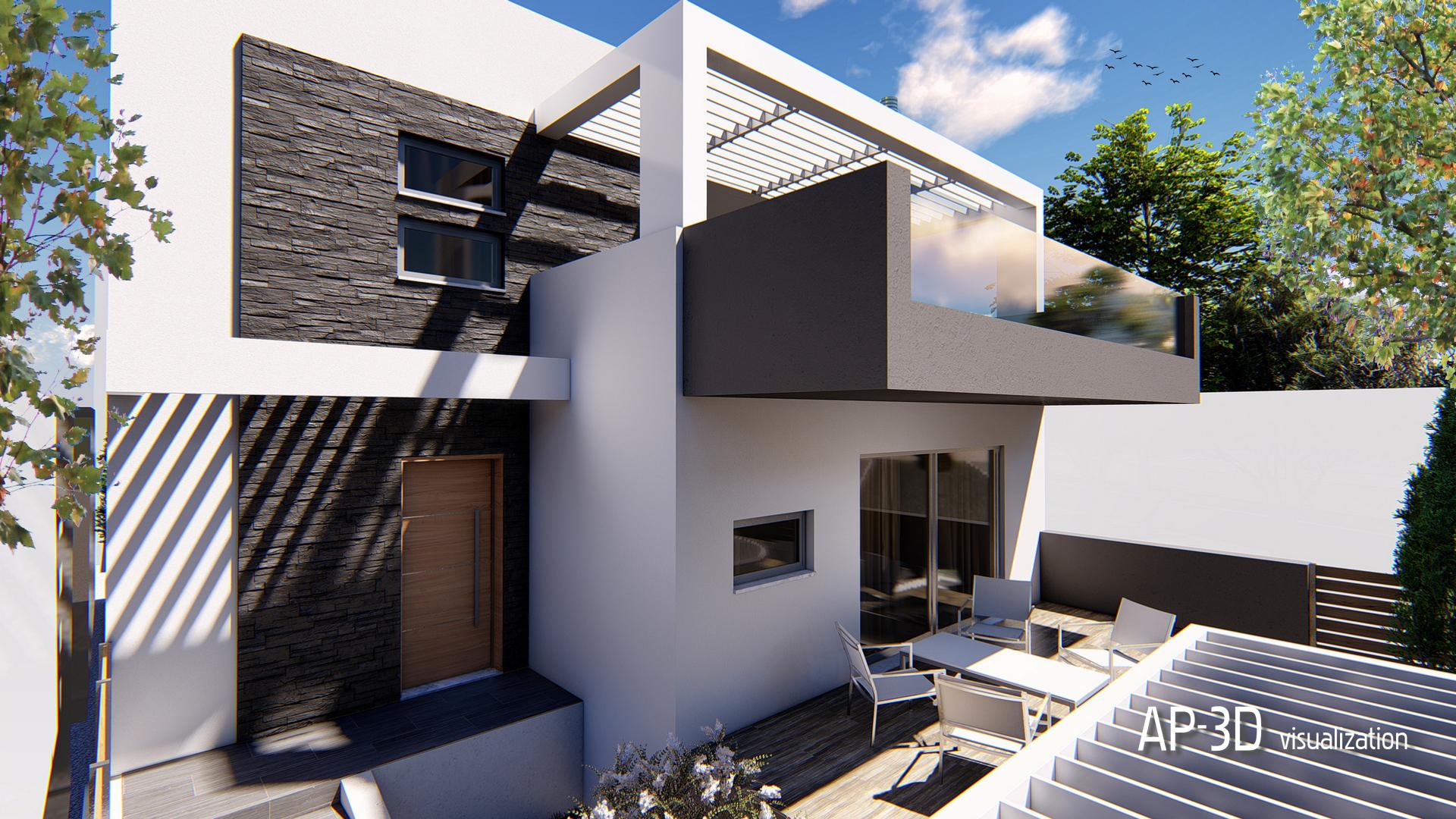 Residence – Argyroupoli – Athens