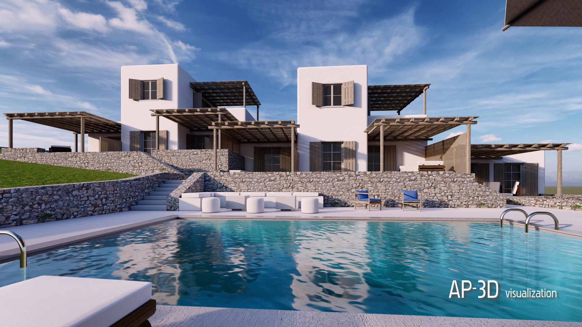 Residences in Mykonos